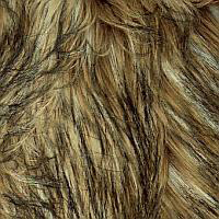 Faux Fur Coyote Brown