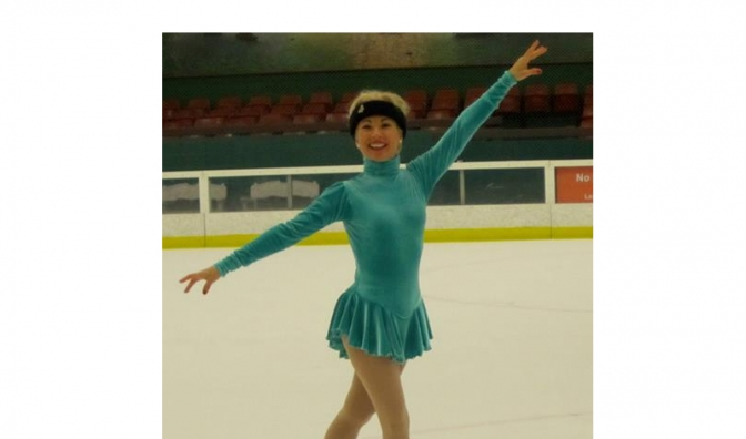 Halo HD helps get Gayle Delaney, American Sweetheart and World Class Gold Medal Figure Skater,  back on ice!